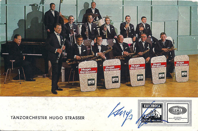 Hugo Strasser Wild Cat Blues
